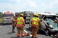Fatal Crash on Interstate 795