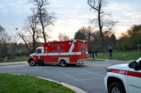 MSP Medevac Called for Owings Mills Toddler Fall