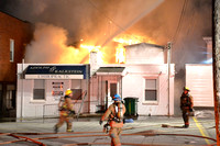 2nd Alarm Destroys Towson Chiropractic Office
