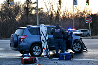 Christmas Eve Day (2010) Crash In Pikesville Sends Multiple People To Hospital