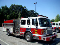 Baltimore County (MD) Fire Dept. Engine 182002 ALF 1250GPM/1000GWT