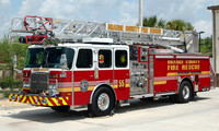 Central Florida Fire Departments