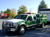 Mill Creek Fire CompanyTactical Unit 212005 Ford F450/Reading