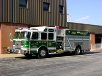 Mill Creek Fire CompanyEngine 21-62006 E-One Cyclone II/ 2000/650/100F