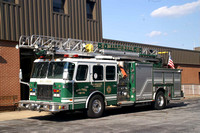 Mill Creek Fire CompanyLadder 21-71996 E-One Cyclone 2000/500/75'