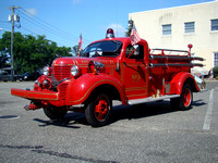 East Quoque Fire DepartmentAntique Engine 7-6-31939 Dodge/Sealand 500GPM Darley
