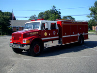 East Quoque Fire DepartmentRescue 7-6-71995 International 4900/Smeal