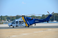 Maryland State Police Dedicates New Fleet of Helicopters
