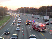 Rush Hour MVC on Baltimore Beltway with Multiple Patients