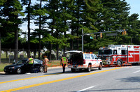 Crash With Injuries On Old Court Road