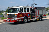 Baltimore County Fire Department Engine 8