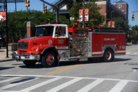 Baltimore County Fire Department Foam 14