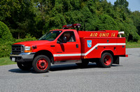 Baltimore County Fire Department Air Unit 14