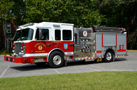 Baltimore County Fire Department Engine 7