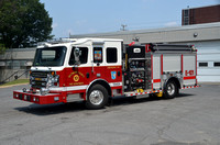 Baltimore County Fire Department Engine 101