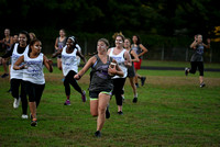 "Pikesville High School ""Powder Puff"" Football 10/6/16"
