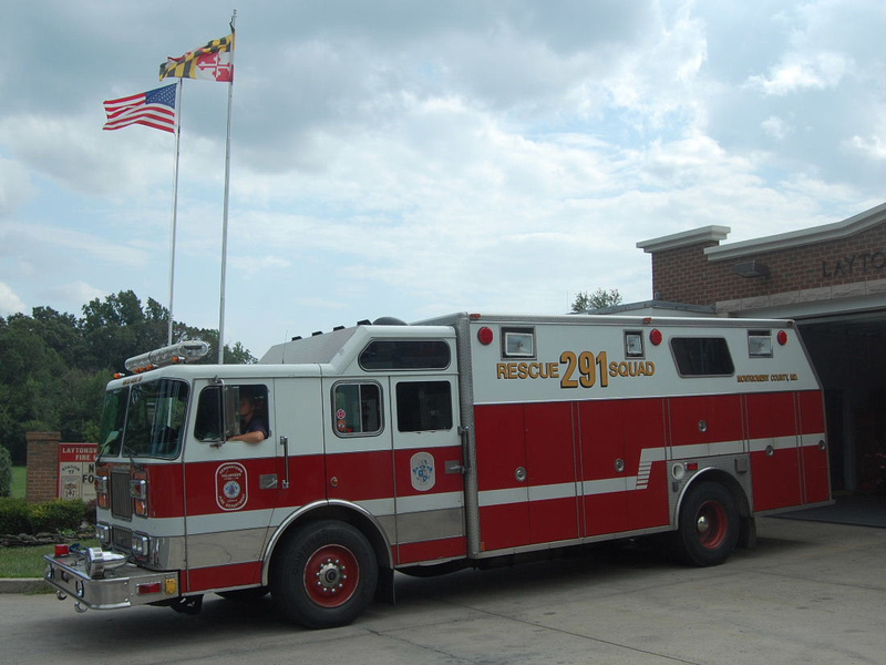 Firepix1075 Montgomery County Md Fire Apparatus Photo 4