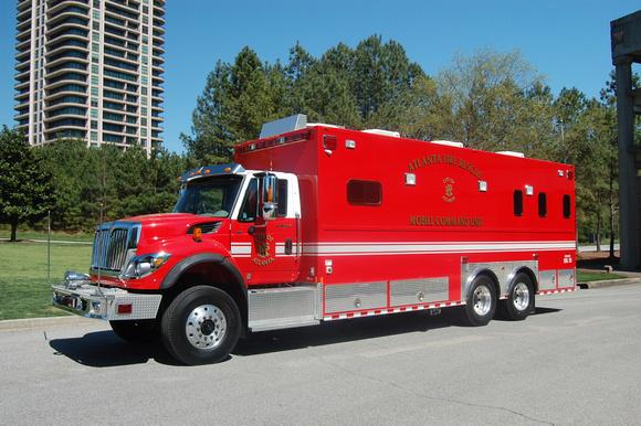 Mobile Trucks Shelters : Firepix georgia fire apparatus atlanta rescue