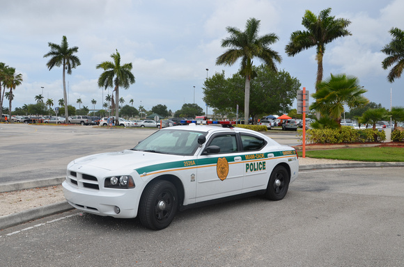 Firepix1075 Dodge Charger Police Cars Miami Dade Policephotographed Outside Sun Life