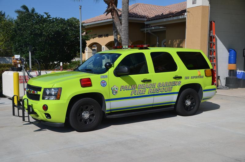 Firepix1075 Palm Beach Gardens Fire Rescue Ems Supervisor