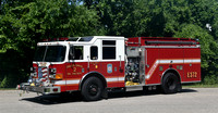 English Consul Volunteer Fire Department Engine 372
