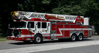 Providence Volunteer Fire Company Truck 297