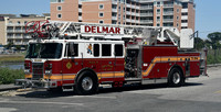 Delmar Fire Department Truck 74-4