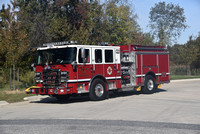 Baltimore County (MD) Volunteer Fire Apparatus