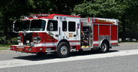Providence Volunteer Fire Company Engine 291
