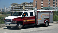 Delmar Fire Department Traffic Control  74-9