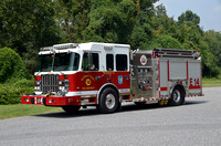Baltimore County Fire Department Engine 14