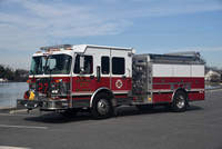 Wise Avenue Volunteer Fire Company Engine 271