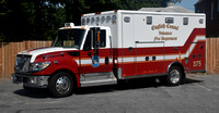 English Consul Volunteer Fire Department Medic 375