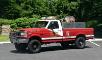 Providence Volunteer Fire Company Brush 294