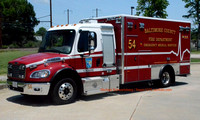 Baltimore County Fire Department Medic 54